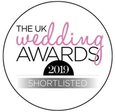 The UK Wedding Award 2019 Shortlist