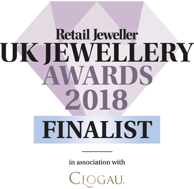 UK Jewellery Awards 2018 Finalist