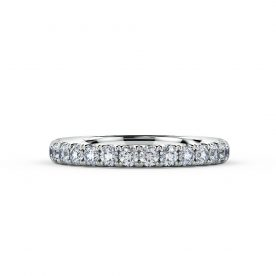 A stunning piece ideal as an Eternity ring or a Wedding ring